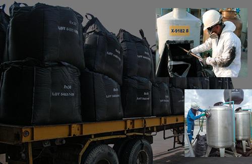 设计 生产  安装 废品处理 有毒元素等垃圾处理设备, 有效 正当的处理方法 符合政府 环保规章方面的严格要求